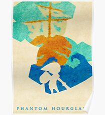 Hourglass Poster