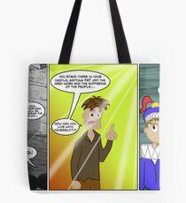 Blame of Thrones - Print Tote Bag