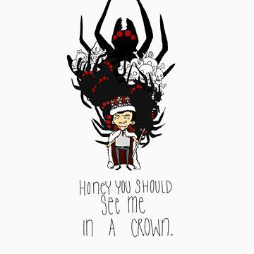 Moriarty: You should see me in a crown by ShrlckShvrnshke