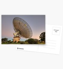 CSIRO Parkes Observatory • New South Wales • Australia  Postcards