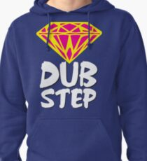 Dubstep Diamond Pullover Hoodie
