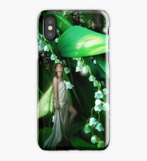 Lady Firefly iPhone Case/Skin