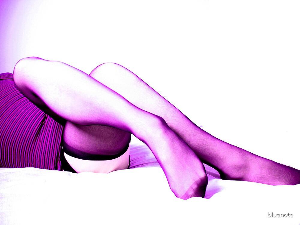 PURPLE LEGS by bluenote