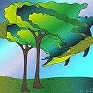 Tree Time by IrisGelbart