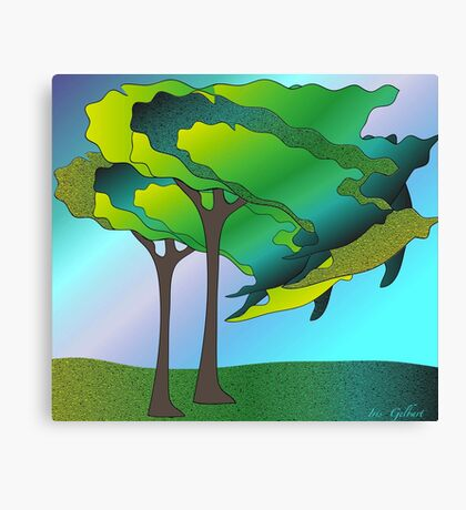 Tree Time Canvas Print