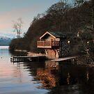 Duke Of Portland Boathouse by John Hare