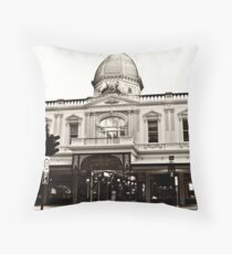 Adelaide Arcade Throw Pillow