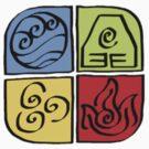 Avatar - Four Nations by samrobbo94
