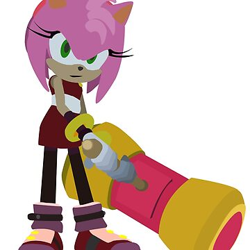 Amy Rose by oponce