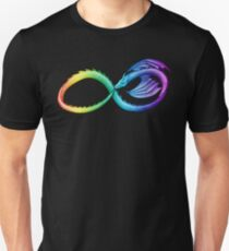 Spectrum Infinity Dragon Unisex T-Shirt