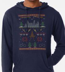 Hässlicher Potter-Weihnachtsstrickjacke Leichter Hoodie