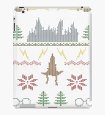 Ugly Potter Christmas Sweater iPad Case/Skin