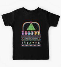Happy Hearth's Warming Sweater Kids Tee