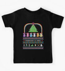 Happy Hearth's Warming Sweater Kids T-Shirt