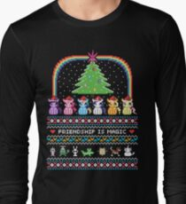 Happy Hearth's Warming Sweater Long Sleeve T-Shirt