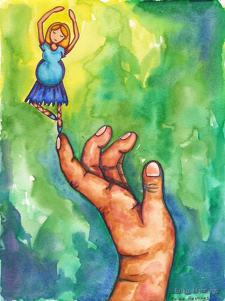 Finding Balance by Erika  Hastings