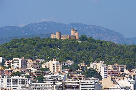 Bellver Castle by Tom Gomez