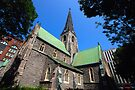 Christ Church Angelican Cathedral - Montreal by John Schneider