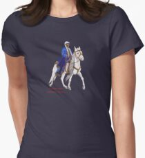 Winnetou-Book 4, Riders by tasmanianartist for Karl May Friends Fitted T-Shirt
