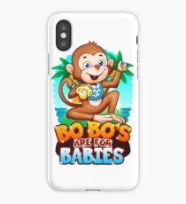 Bobo's Are For Babies iPhone Case/Skin