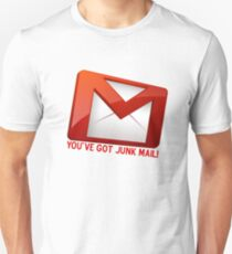 You've Got Junk Mail!  Unisex T-Shirt