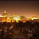 Boise Aglow by IdahoJim