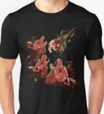 XIII Wolf Moon Unisex T-Shirt