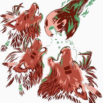 XIII Wolf Moon by ryanhaak