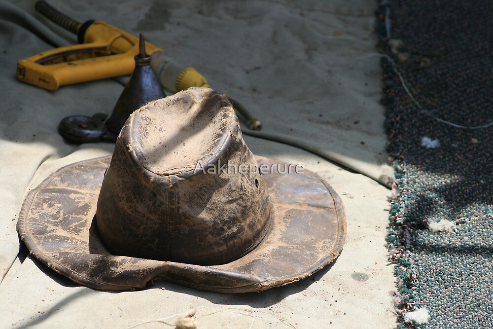 The Shearer's Hat by Aakheperure