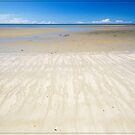 Four Mile Beach, Port Douglas - very low tide by Chris Cohen