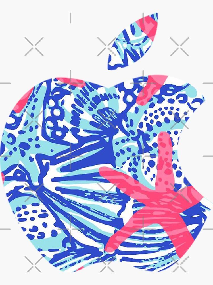 Seestern Lilly Apple Logo von HannnahFraymann