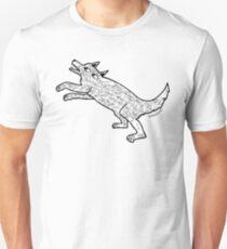 Badass Dog by soyalegato Unisex T-Shirt