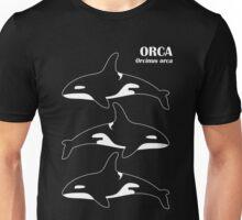 Orca Trio Unisex T-Shirt