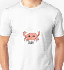 Crabby  Unisex T-Shirt