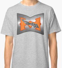 Battle Armor He-Man (DAMAGE version) Classic T-Shirt