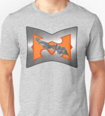 Battle Armor He-Man (DAMAGE version) Slim Fit T-Shirt