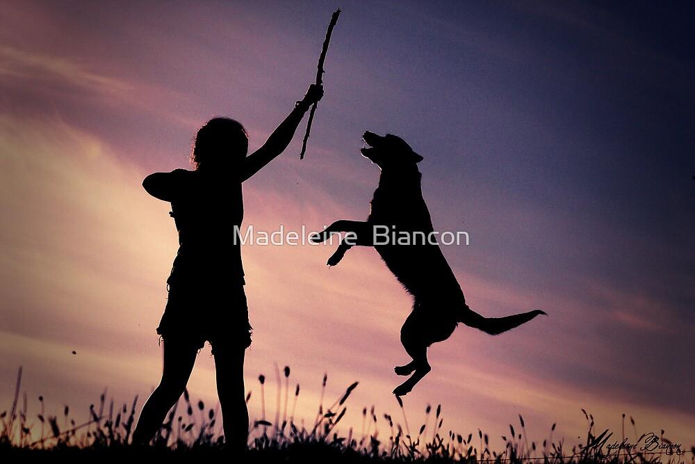 Jump! by Madeleine  Biancon