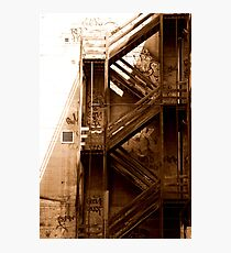 Melbourne, Australia - Alley Photographic Print