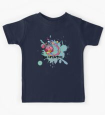 Kirby Paint Kids Clothes