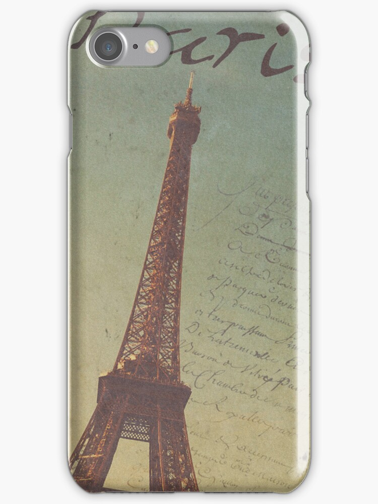 Sweet Eiffel Tower by Norella Angelique