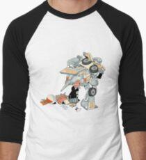 Junk In The Trunk Men's Baseball ¾ T-Shirt