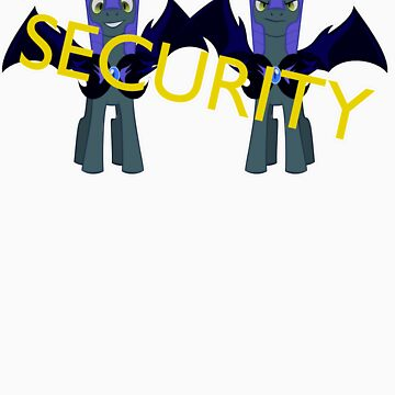 SECURITY -- Luna's night guards by Ryolo
