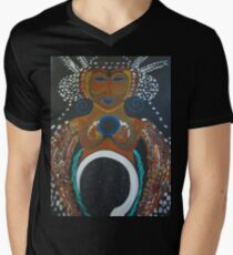 Bird Tribe Men's V-Neck T-Shirt