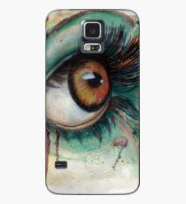 Augenzwinkern - 2 Hülle & Skin für Samsung Galaxy