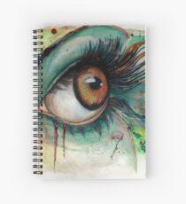 Augenzwinkern - 2 Spiralblock