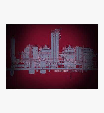 Industrial Design Photographic Print