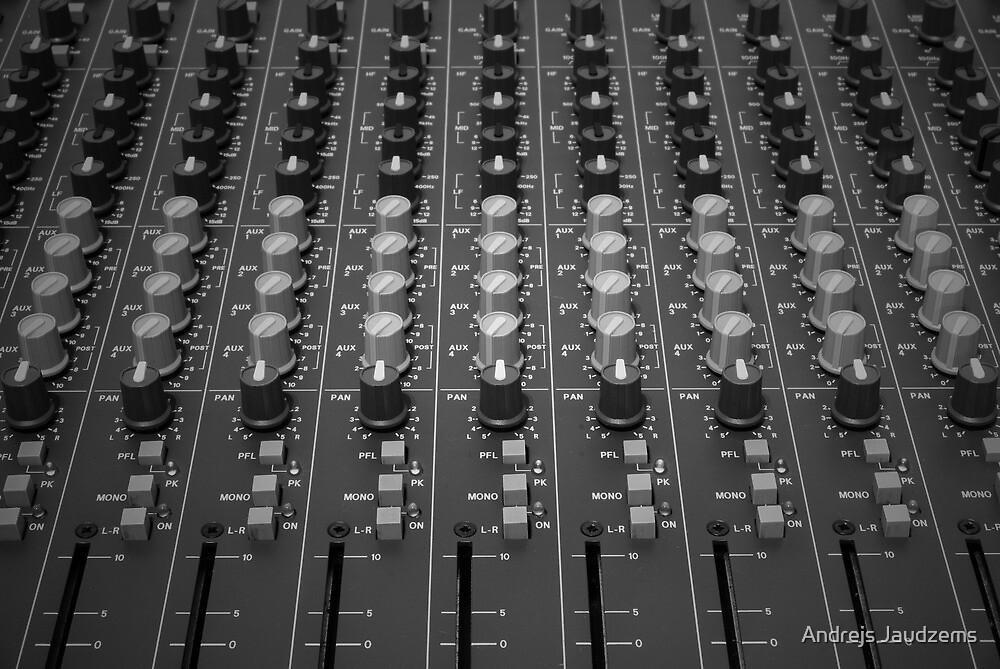 Soundcraft Spirit Live Mixer II by Andrejs Jaudzems