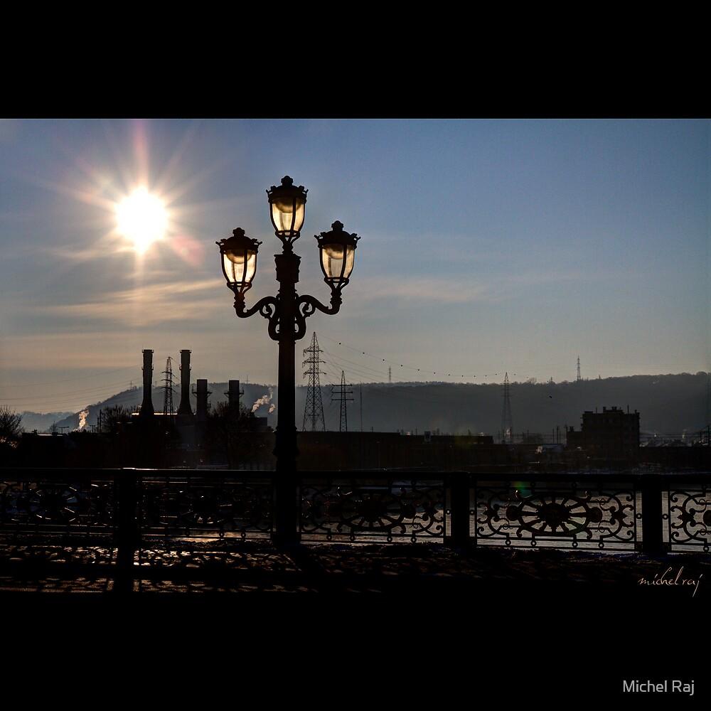 No need for lanterns by Michel Raj