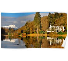Loch Ard,Trossachs,Scotland Poster