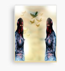 Whittle Picture Canvas Print